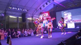 TEMPURA KIDZ vs Charisma.com JAPAN EXPO in Thailand 2014 2014年...