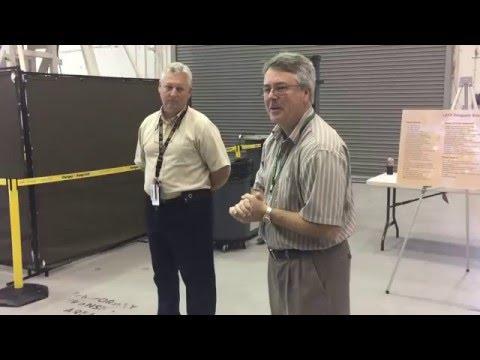 Introduction To The NASA Large Equipment Test Facility (LETF)- #NASASocial