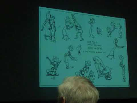 UPA Animation's history with Jerry Beck.