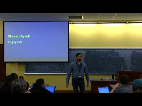 Steven Syrek - Lambda Calculus For People Who Can