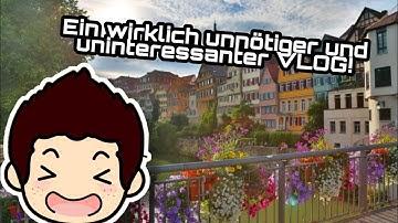 Auf nach Tübingen (BW) | Vlog
