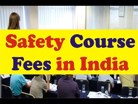 safety course fees and training institute in india | SST Safety Institute