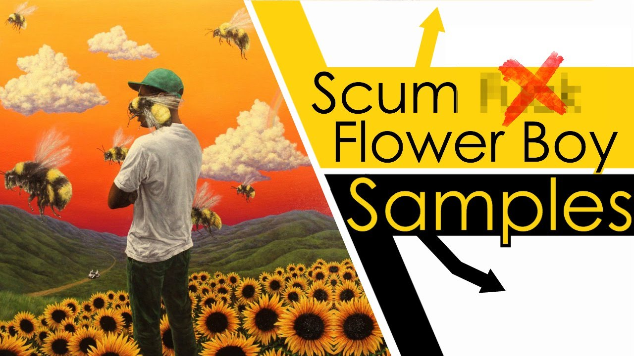 Every Sample From Tyler The Creators Flower Boy
