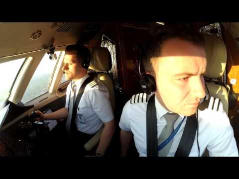 Flying the Citation Sovereign