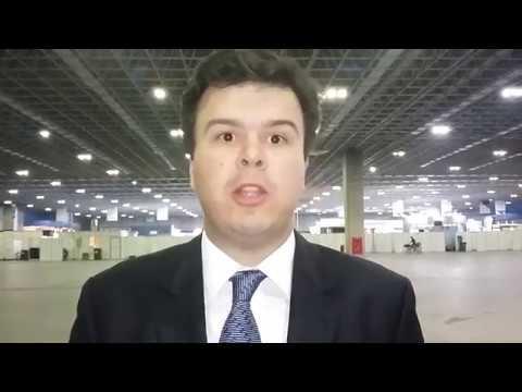 Ministro de Minas e Energia visita #OTCBrasil 2017