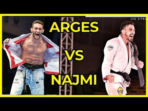 Gabriel Larges vs Edwin  Najmi (Abu Dhabi Word PRO 2017 fina)