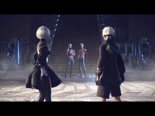 NieR: Automata (видео)