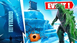 A MONSTER ARRIVE ON FORTNITE ... POLAR PEAK'S MONSTER IS WAKING UP! (SECRET SEASON 9)