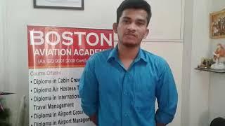 Boston Catering College in Madurai.