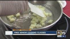 Free senior cooking classes