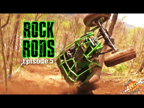 ROCK RACING KING KNOB - ROCK RODS Episode 5