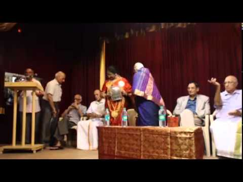 Parivadini LIVE- Felicitating Patron of music- Award Function