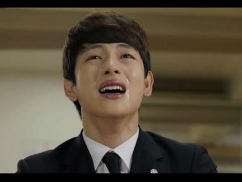 【TVPP】Siwan(ZE:A) - Sobbing in his mother's funeral, 시완(제아) - 친어머니 장례식장에서 오열하는 시완(양하) @ Triangle