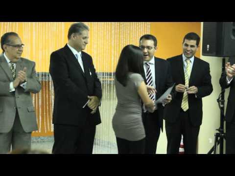 Premio a la calidad de servicio 2012- Seguros Caracas de Liberty Mutual