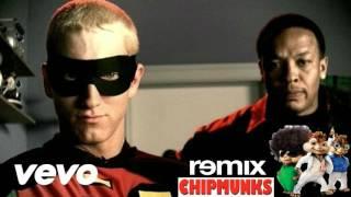 Eminem Without Me(Chipmunks Remix) HD