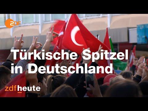 Wie Erdogan-Kritiker in Deutschland bespitzelt werden
