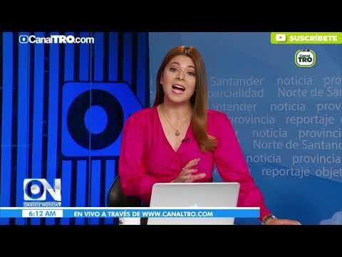 Oriente Noticias Primera Emisión 20 de mayo