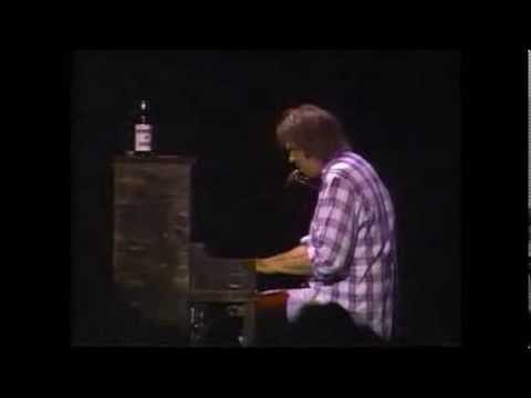 Neil Young -  Live - Solo Piano - After the GoldRush