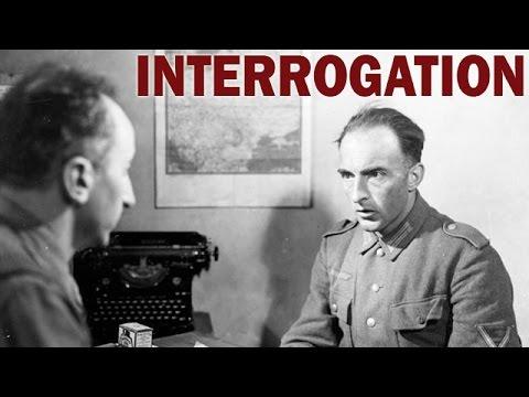 World War 2 Interrogation Techniques | Intelligence Gathering | WW2 Military Training Film | 1943
