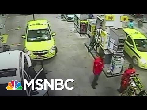 Swimmers Told Police Ryan Lochte Fabricated Story | MSNBC