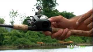 Fishing - Casting a Bait Casting Reel