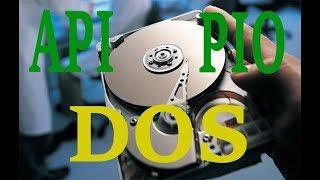 API или PIO в программе Victoria или DOS. Разбираемся что лучше при ремонте жесткого диска