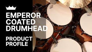 Remo: Emperor® Coated Drumhead
