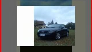 Achat Vente une Audi TT  Allas les Mines