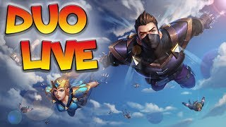 BATTLE ROYALE TOP DUO ACTION - Realm Royale & Fortnite