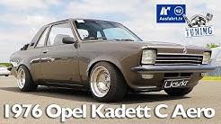 1976 Opel Kadett C Aero inkl Sound-Check und CarPorn - Ausfahrt.tv Tuning