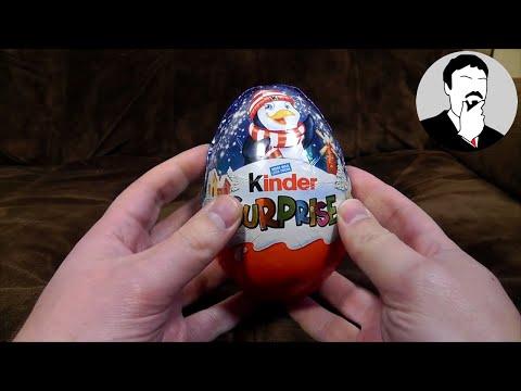 Christmas Kinder Eggs | Ashens