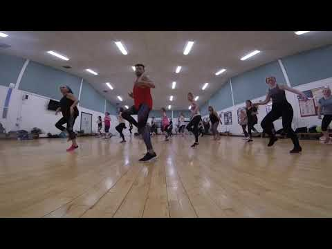 "Jennifer Lopez ""Medicine"" Ft. French Montana (Mundo Dance Fitness)"