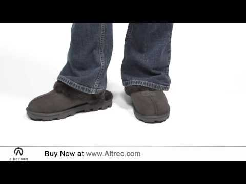 9a635a372 UGG Women's Coquette Slippers - YouTube
