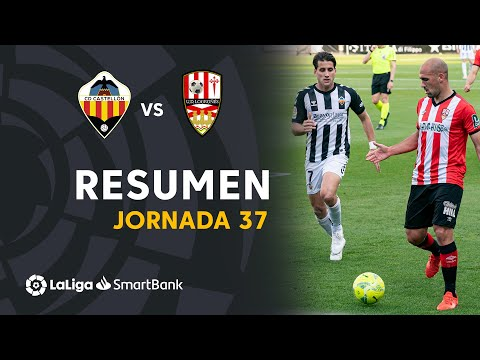 Castellon Logrones Goals And Highlights