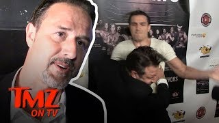 David Arquette PIMP Slapped! | TMZ TV