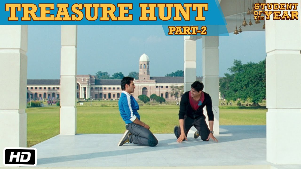 FRI (Forest Research Institute) student of the year movie