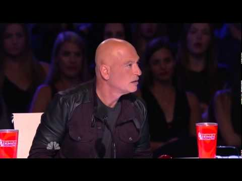 America's Got Talent 2015 Season 10 - Auditions - Aiden Sinclair
