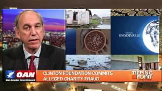 BREAKING: Charity Fraud at the Clinton Foundation