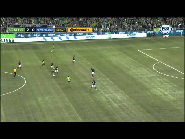 GOAL: Clint Dempsey finishes a beautiful pass-and-move sequence