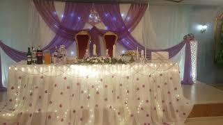 Оформление свадьбы на Красносельской