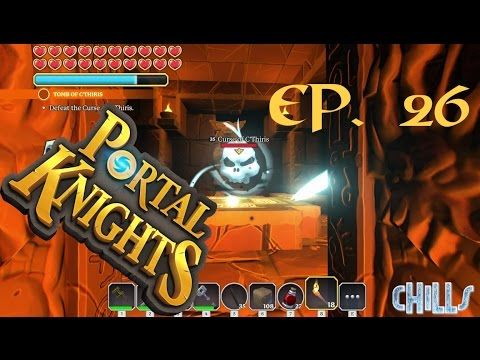 """Portal Knights Ep. 26 """"Removing The Curse Of C'Thiris And New Crossbow!!"""" PC Gameplay Early Access"""