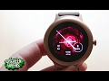 LG Watch Style & Sport with Android Wear 2.0