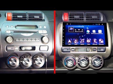 Como Instalar una Radio Android Auto en el Coche   Kit Facil de Montar