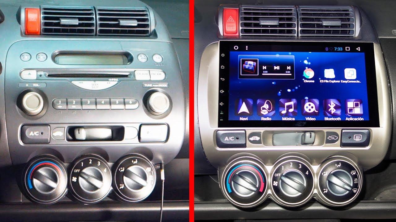 Como Instalar una Radio Android Auto en el Coche | Kit ...