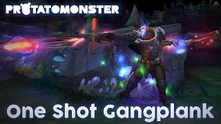 League of Legends Highlights | Ft. One Shot Gangplank and Longest Blitzcrank Hook (Mashed 36)
