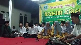 Mantap ! KATABNA (cover) ~ VOC : Mba ELOK - Diva Ratu Banjari PPDH Hadroh Karang Wangi, Cirebon