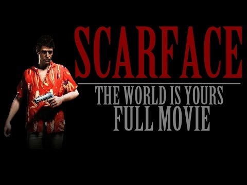 Scarface The World Is Yours: Full Movie (All Game Cutscenes) HD