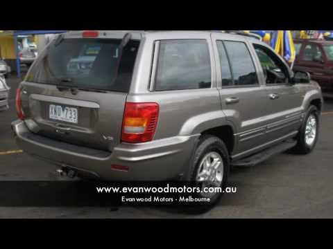 Jeep Grand Cherokee - evanwood motors - Car city - car city ringwood