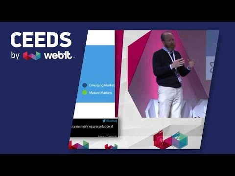Benjamin Vedrenne-Cloquet & Charles McIntyre - EdTech Europe / IBIS Capital @CEEDS'15 by Webit