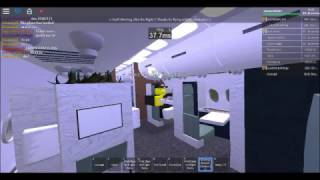 ROBLOX- Air australia Flight ( Part 2 )